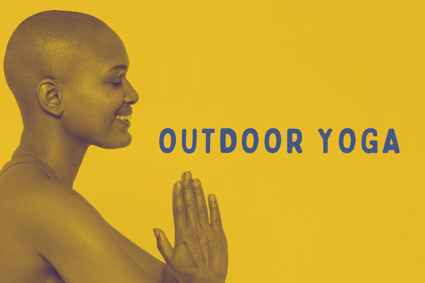 Urban Yogis Outdoor Yoga Class