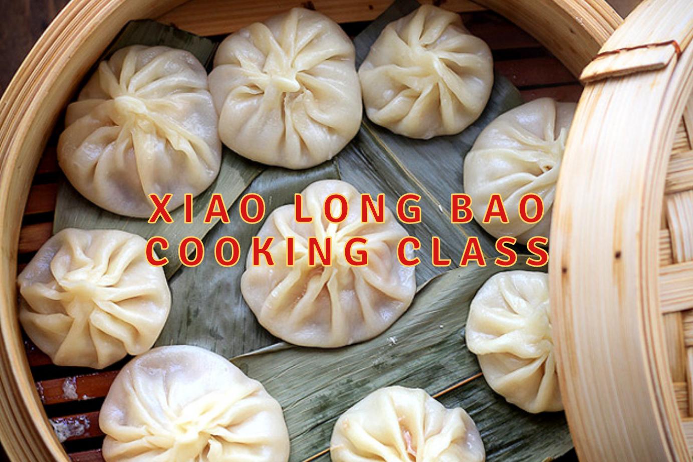 The Art of Xiao Long Bao Cooking Class