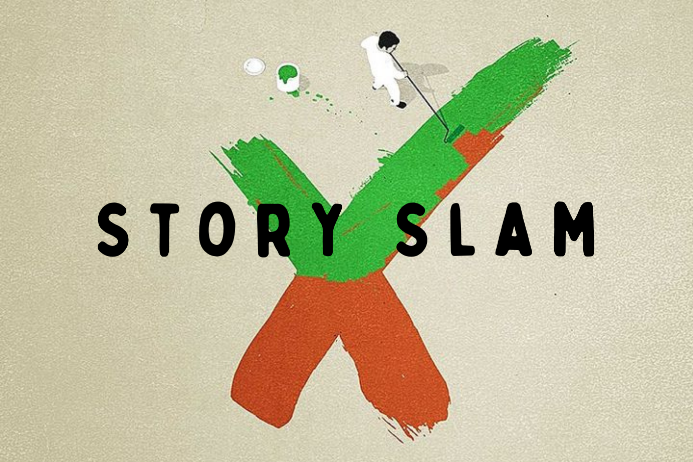 Mixed Tape: A Story Slam Event