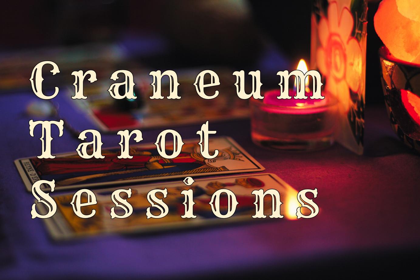 Halloween Tarot Sessions