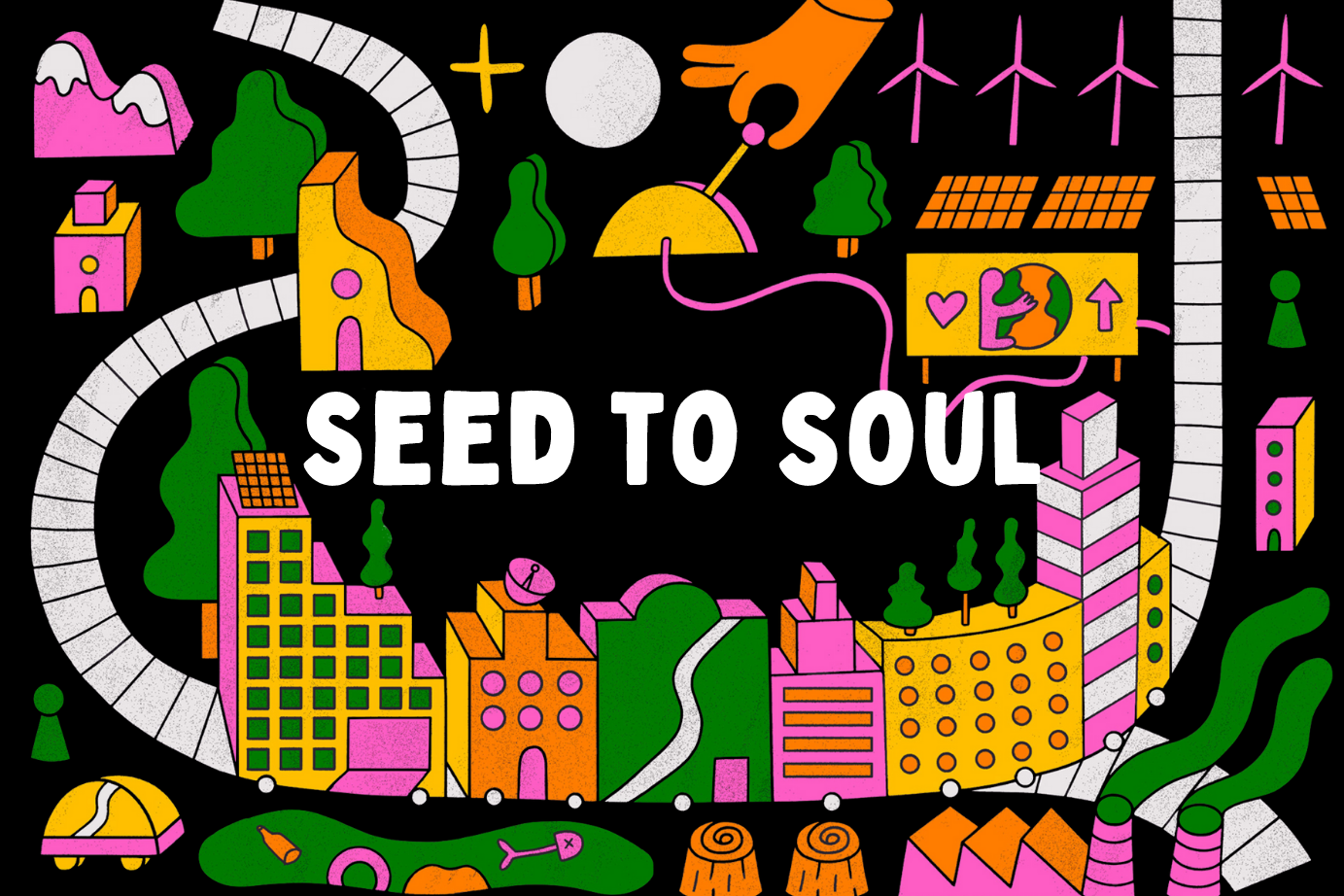 Seed to Soul: Monthly Crane Festival